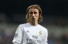 Luka Modric - Nhạc trưởng của giải Ngân hà
