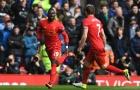 Sadio Mane mở tỷ số cho Liverpool (Liverpool - Everton)