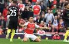 Chùm ảnh: CĐV Arsenal khó hiểu trước đội hình Wenger dùng để đấu Man City
