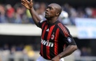 Clarence Seedorf một thời tung hoành Serie A