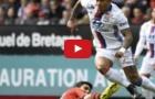 Màn trình diễn của Memphis Depay vs Rennes