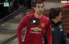 Màn trình diễn của Henrikh Mkhitaryan vs Everton