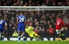 Manchester United 1-1 Everton (Vòng 31 - Ngoại hạng Anh)