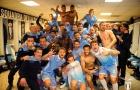 Thắng Roma, Lazio ăn mừng như những nhà vô địch