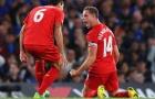 10 bàn thắng đẹp nhất của Henderson cho Liverpool
