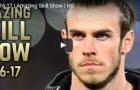 Gareth Bale chơi ấn tượng mùa 2016/17
