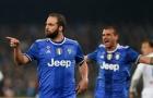 Lập cú đúp, Higuain chỉ thẳng mặt chủ tịch Napoli mà chửi