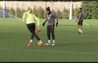 Costa 'chết đứng' vì kỹ năng rê bóng của Courtois