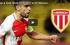 Falcao trong màu áo AS Monaco 2016/17