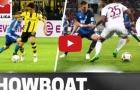 Forsberg, Sanches và những pha xử lý ảo diệu nhất vòng 27 Bundesliga