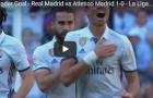 Pha đánh đầu khó tin của Pepe mở tỉ số cho Real Madrid