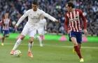 Màn trình diễn của Ronaldo vs Atletico Madrid
