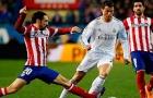 Pha cứu thua ngay trên vạch vôi của Stefan Savic (Real Madrid vs Atletico Madrid)