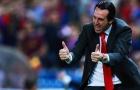 Unai Emery thừa nhận PSG khó đuổi kịp Monaco