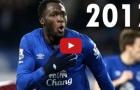 24 bàn thắng của Romelu Lukaku cho Everton mùa 2016/17