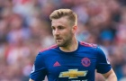 Luke Shaw liên tục khuấy đảo hàng thủ Sunderland
