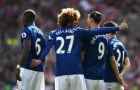 Marouane Fellaini chơi đầy nỗ lực trước Sunderland
