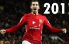 Tất cả 13 bàn thắng và kiến tạo của Henrikh Mkhitaryan cho Man United