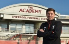 Gerrard sẽ chính thức trở thành HLV Liverpool mùa tới
