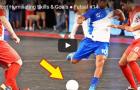 Những kỹ năng mới nhất 2017 trên sân futsal