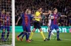Xin lỗi Barca! Giờ thì UEFALona cũng hết phép