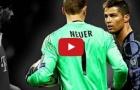 Những lần 'hành hạ' Manuel Neuer của Cristiano Ronaldo