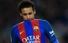 Lý do Barca lo lắng vì án treo giò của Neymar