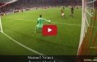 Manuel Neuer đứng đầu những pha cứu thua đẹp nhất tuần