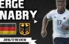 Nhìn Serge Gnabry đá thế này, Arsenal có nuối tiếc?