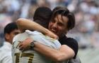 Gỡ hòa phút 90+7, Zapata giúp Derby Milano kết thúc tuyệt vời