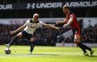 Harry Kane nâng tỷ số lên 3-0 cho Tottenham (Tottenham vs Bournemouth)