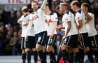 Janssen nâng tỷ số lên 4-0 cho Tottenham (Tottenham vs Bournemouth)
