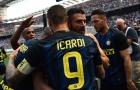 Mauro Icardi nâng tỷ số lên 2-0 cho Inter (Inter vs Milan, vòng 32 Serie A)