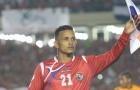 Cầu thủ Panama bị bắn chết tại quê nhà