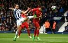 Roberto Firmino mở tỷ số 1-0 cho Liverpool (West Bromwich Albion vs Liverpool)