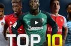 Top 10 cầu thủ U21 chạy nhanh nhất mùa 2016/17
