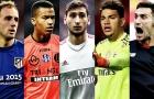 Top 10 thủ thành trẻ tài năng nhất 2017