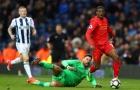 West Brom 0-1 Liverpool (Vòng 33 Ngoại hạng Anh)