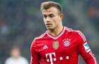 Xherdan Shaqiri khi còn khoác áo Bayern Munich
