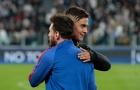 Khi Paulo Dybala lần đầu chạm trán Lionel Messi