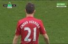 Màn trình diễn của Ander Herrera vs Chelsea