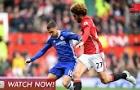 Màn trình diễn của Marouane Fellaini vs Chelsea