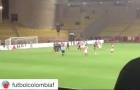 'Mãnh hổ' Radamel Falcao sút phạt siêu đỉnh (vs Dijon FCO)