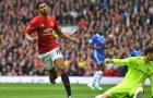 Marcus Rashford chơi cực hay trận gặp Chelsea
