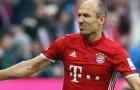 Robben hiến kế giúp Bayern 'lật kèo' Real Madrid