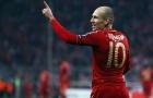 10 bàn thắng đẹp nhất sự nghiệp Arjen Robben
