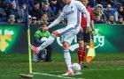 Cầu thủ bị tấn công bằng chuột chết ở trận derby