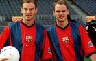 Những năm tháng đỉnh cao của anh em Ronald & Frank De Boer