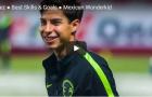 Xem giò Diego Lainez, ngôi sao trẻ sáng giá của Mexico