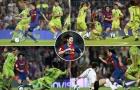 10 năm trước, Lionel Messi tái hiện pha solo của Maradona